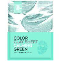 G9SKIN Color Clay Sheet - Calming Green 20g
