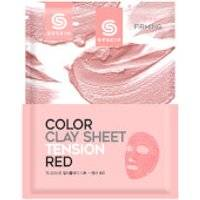 G9SKIN Color Clay Sheet - Tension Red 20g