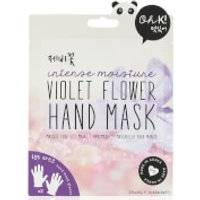 Oh K! Violet Flower Hand Mask 20g