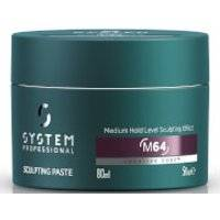 System Professional Man Sculpting Paste 80ml