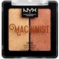 NYX Professional Makeup Machinist Highlighter Duo Kit - Grind