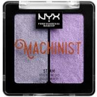 NYX Professional Makeup Machinist Highlighter Duo Kit - Steam