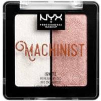 NYX Professional Makeup Machinist Highlighter Duo Kit - Ignite