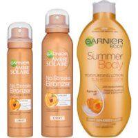 Ambre Solaire Garnier Ambre Solaire Summer Body and No Streaks Bronzer Self Tan Kit