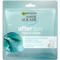 Ambre Solaire Garnier Ambre Solaire After Sun Cooling Face Sheet Masks (Pack of 5)