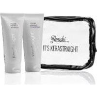 KeraStraight Volume Enhance Shampoo/Conditioner Travel Bag