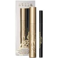 Stila Big Shots Redux Stay All Day Waterproof Liquid Eye Liner and Huge Extreme Lash Mascara