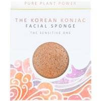 The Konjac Sponge Company The Elements Air Facial Sponge - Calming Chamomile/Pink Clay 30g