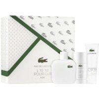 Lacoste L.12.12 Male Blanc Gift Set (Eau de Toilette 100ml + Deodorant Stick 75ml + SG 50ml)