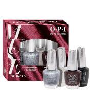 OPI Nail Polish Muse of Milan Collection Infinite Shine Long Wear System Mini Gift Set