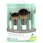 EcoTools On The Go Style Kit -meikkisivellinsetti