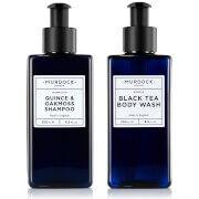 Murdock London Shampoo and Body Wash Bundle
