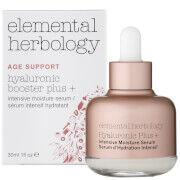 Elemental Herbology Hyaluronic Booster Plus+ Intensive Moisture Serum 1 fl oz