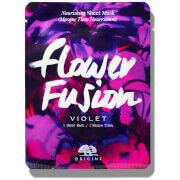 Origins Flower Fusion™ Hydrating Sheet Mask - Violet