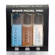 men-u men-ü Shave Facial Trio Set