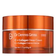 Dr Dennis Gross Skincare C+Collagen Deep Cream -kasvovoide, 50ml