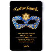 Skin79 Venetian Carnival Mask -kangasnaamio, 23g, Shiny Star