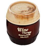 Holika Holika Wine Therapy Sleeping Mask -yönaamio (Red Wine)