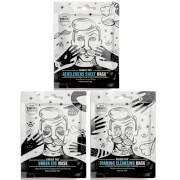 BARBER PRO Facial Mask Trio