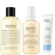 philosophy Caggie Dunlop Hope & Grace Skin Collection (Exclusive Bundle)
