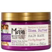Maui Moisture Revive and Hydrate+ Shea Butter Hair Mask 340g