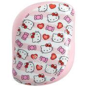 Tangle Teezer Compact Styler Hairbrush -hiusharja, Hello Kitty Candy Stripes