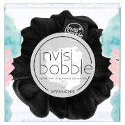 invisibobble Sprunchie Spiral Hair Ring Scrunchie -hiusdonitsi, True Black