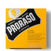 Image of Proraso Refreshing Tissues - Wood and Spice -pyyhkeet (6 kpl)