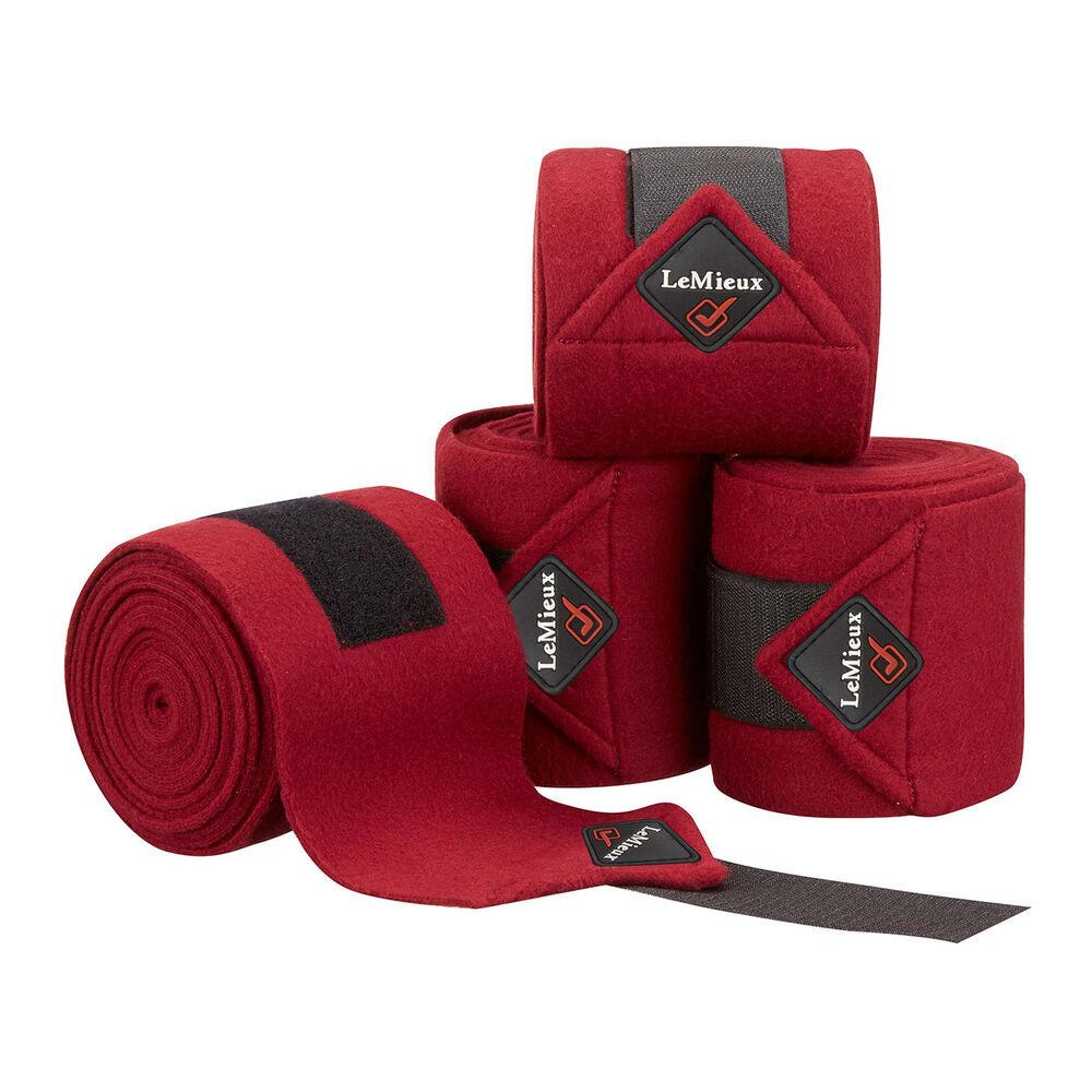 Image of LeMieux Luxury pintelit, pakkauksessa 4 kpl