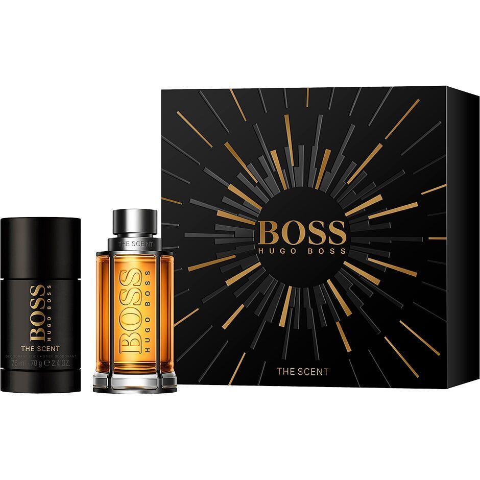 Boss The Scent Gift Set 2018  Hugo Boss Miesten lahjapakkaukset
