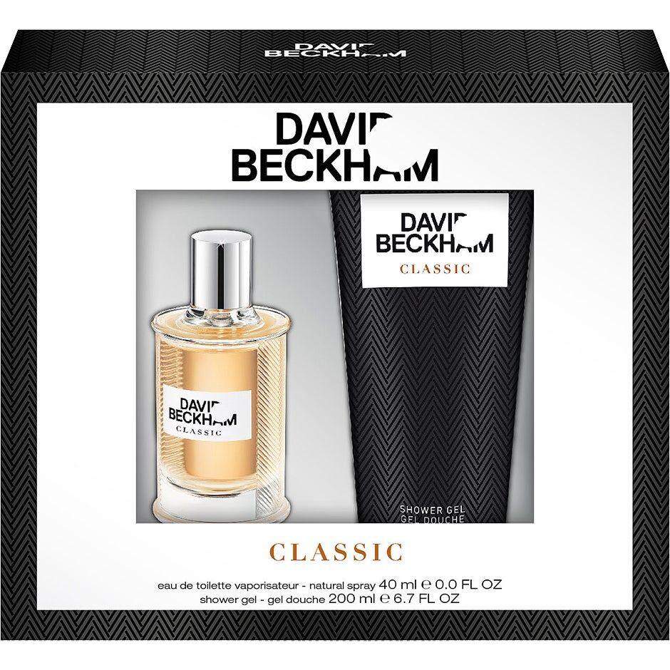 David Beckham Classic Gift Set  David Beckham Miesten lahjapakkaukset