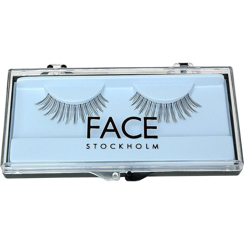FACE Stockholm Blk Eyelash  FACE Stockholm Irtoripset