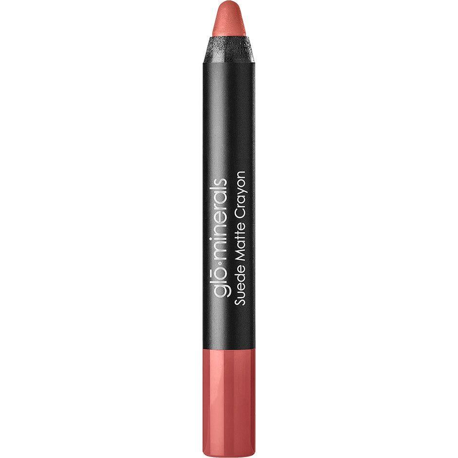 gloMinerals Suede Matte Crayon  2,8g gloMinerals Huulipunat