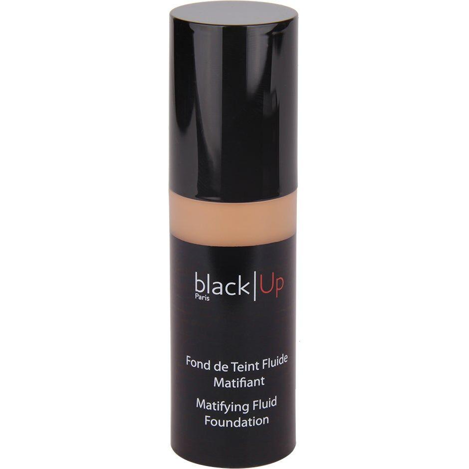 blackUp Matifying Fluid Foundation  30ml blackUp Meikkivoiteet