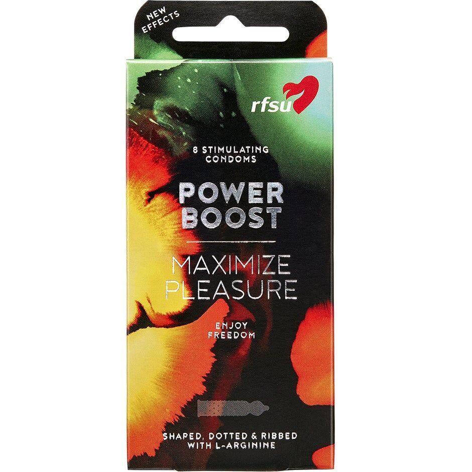 RFSU Power Boost  RFSU Kondomit