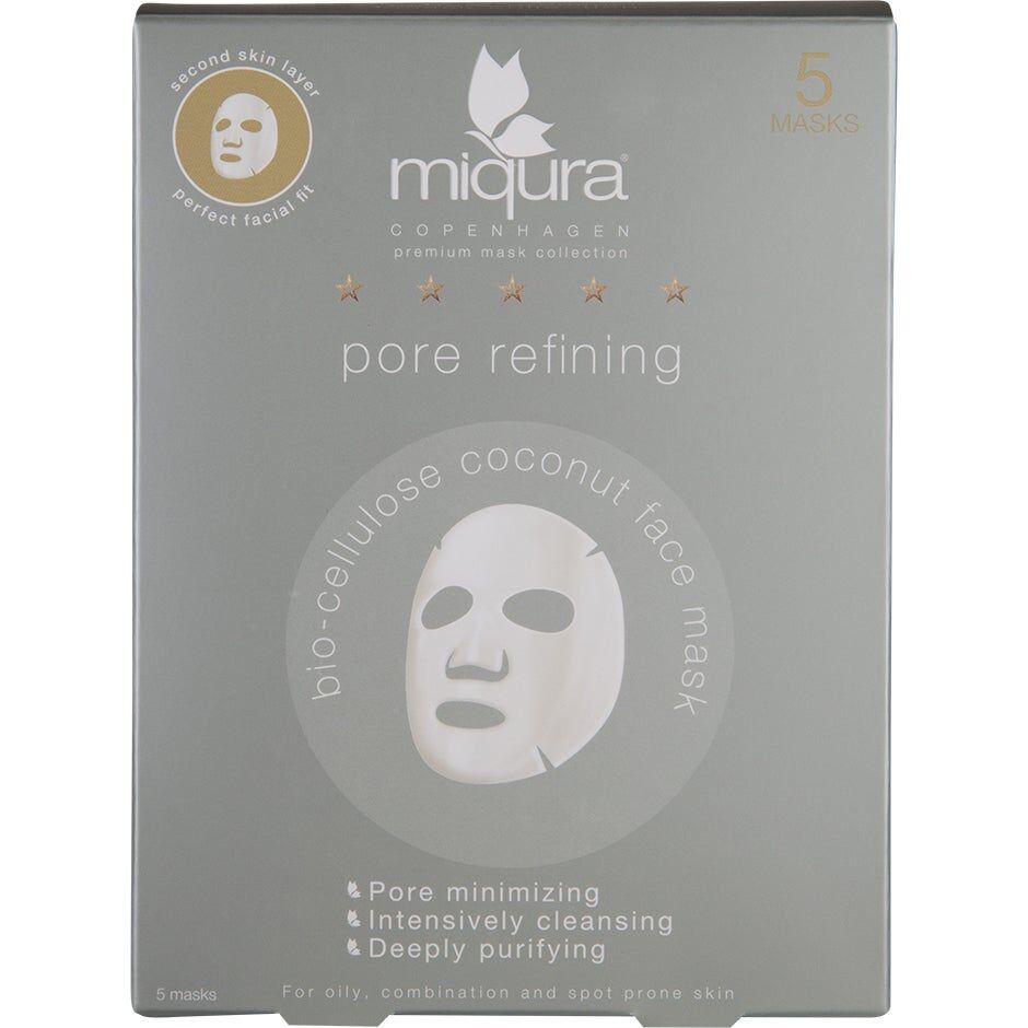 Miqura Anti Blemish Pore Sheet Mask  Miqura Kasvonaamio