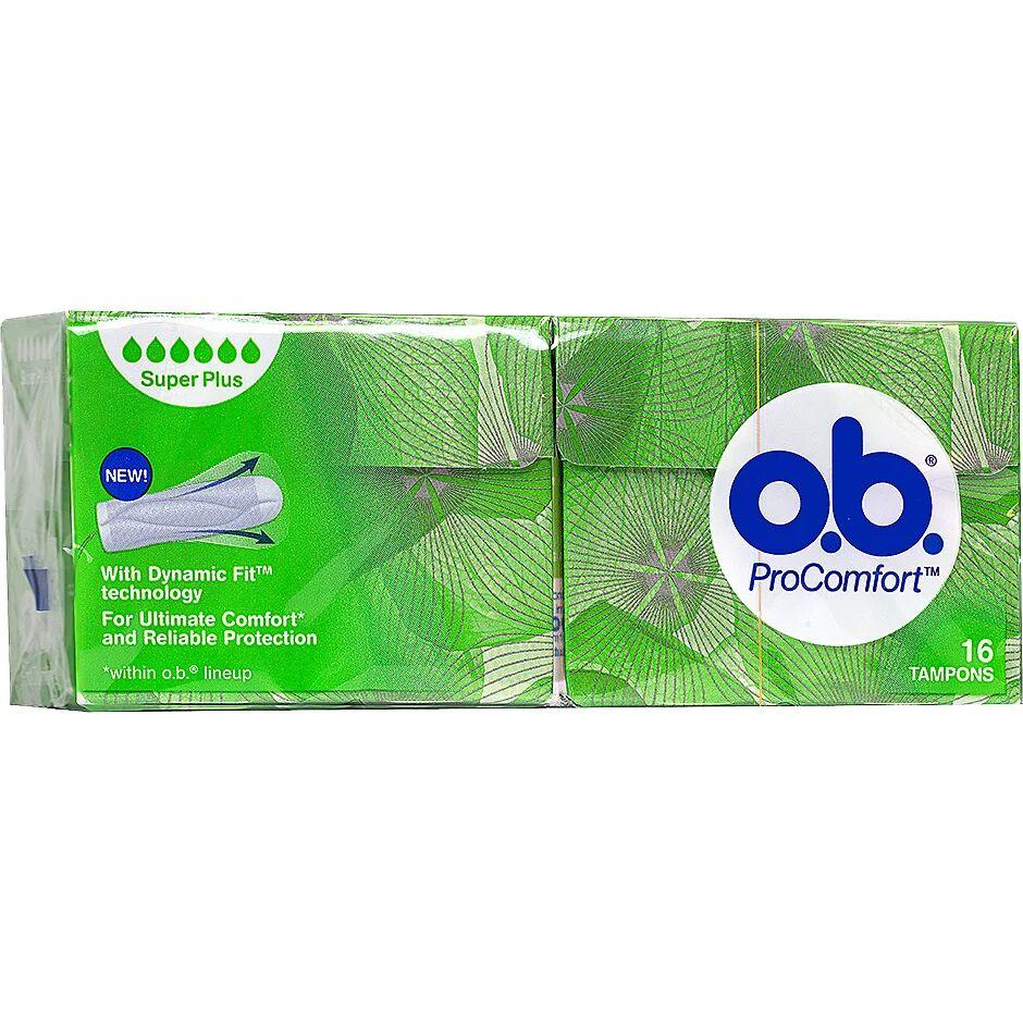 OB ProComfort Super Plus  OB Tamponit
