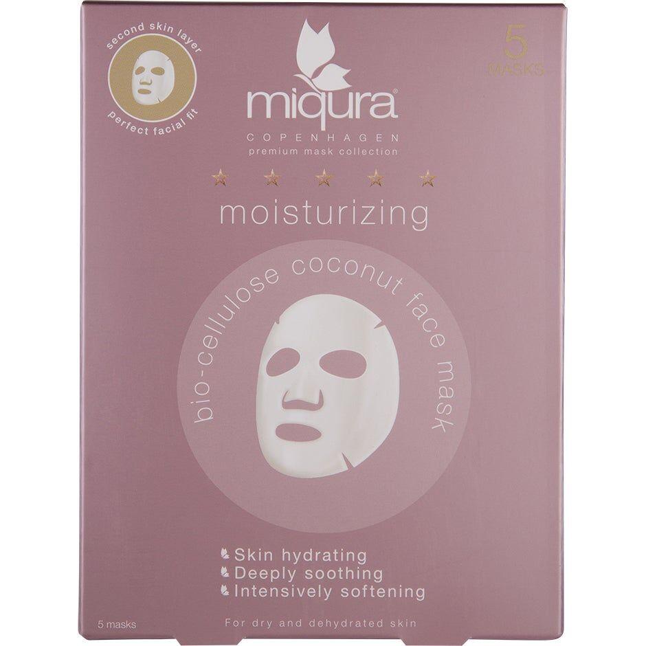 Miqura Moisturizing Sheet Mask  Miqura Kasvonaamio