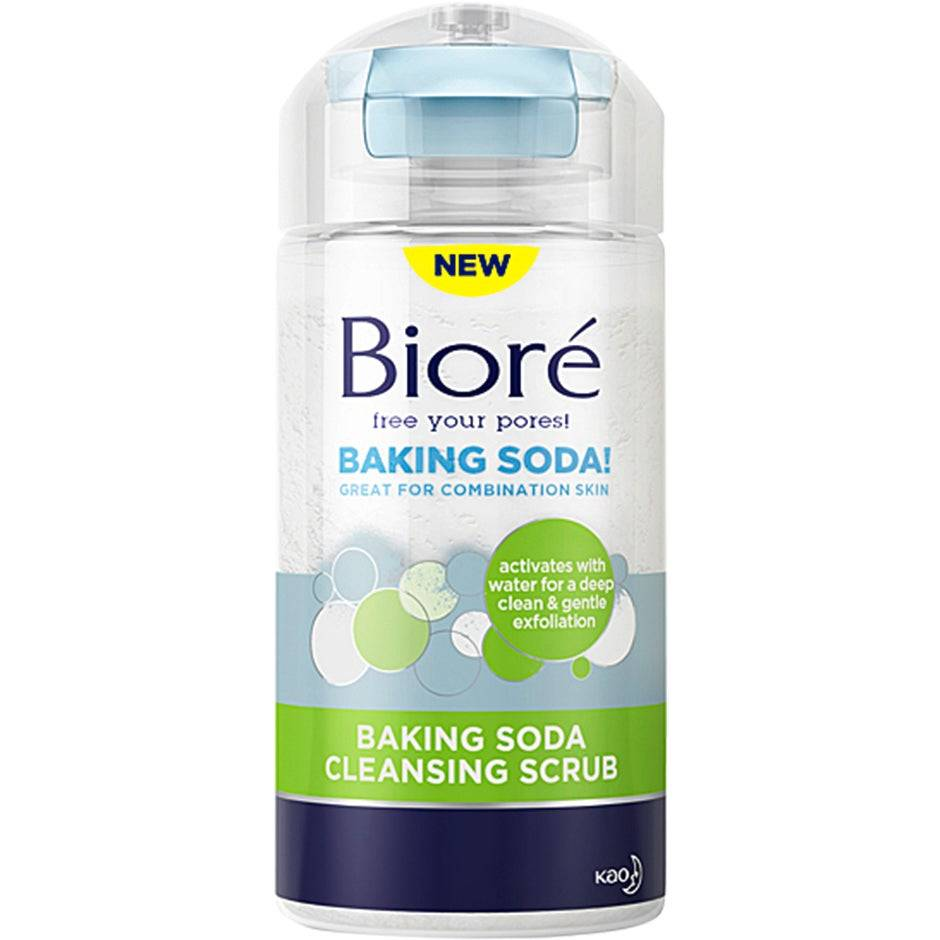 Bioré Baking Soda Cleasning Scrub  Bioré Kuorinta