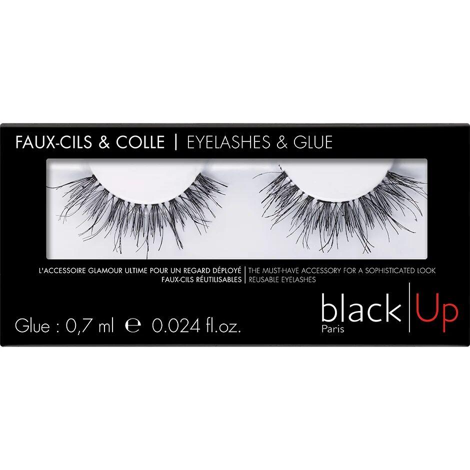 blackUp False Eyelashes  blackUp Tekoripset