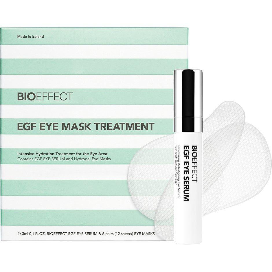 Bioeffect EGF Eye Mask Treatment  Bioeffect Kasvonaamio