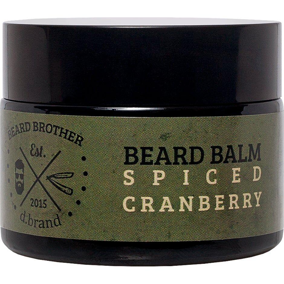 Brother Beard Balm, Spiced Cranberry 50 ml Beard Brother x d.brand Partaöljy ja partavaha