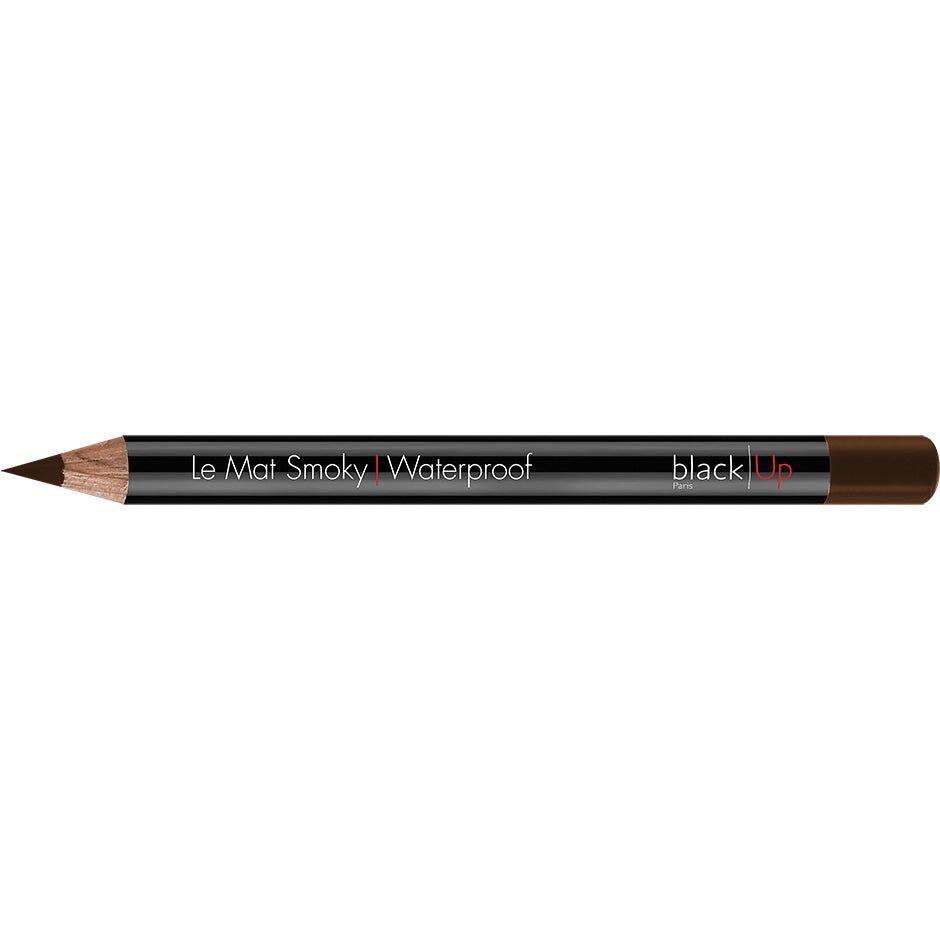 blackUp Waterproof Smoky Matt Pencil  1,14g blackUp Eyelinerit