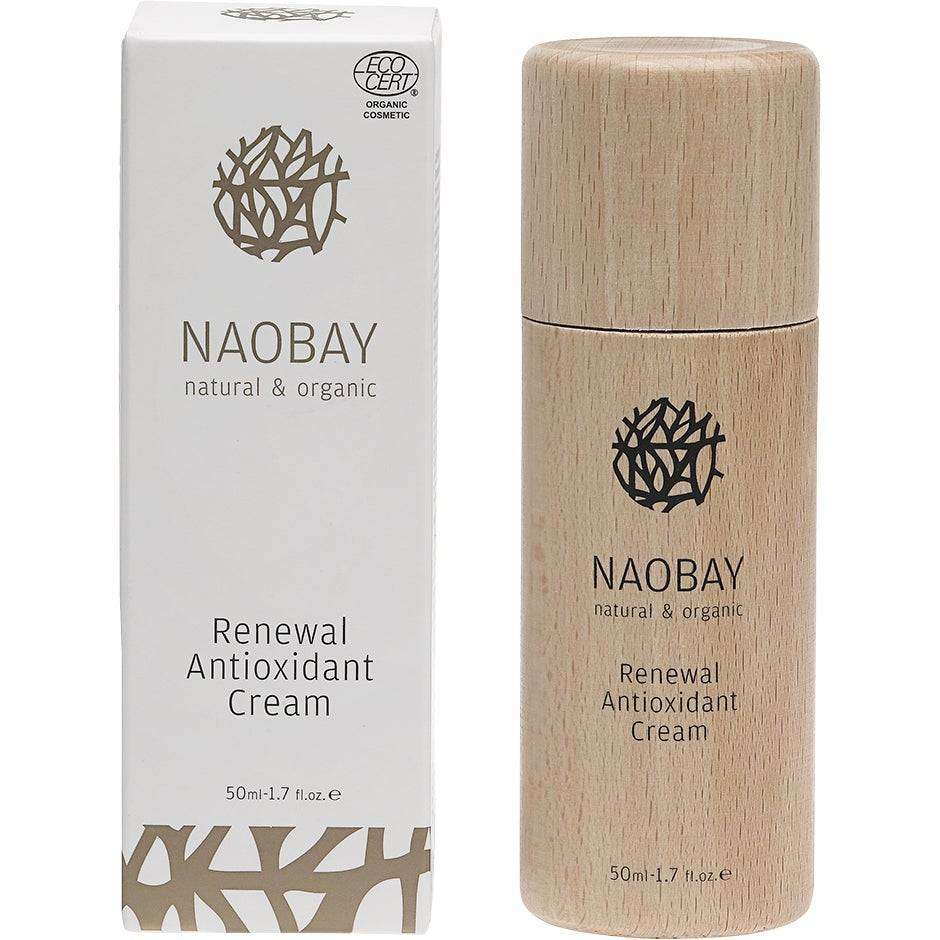 Naobay Renewal Antioxidant Cream  Naobay Päivävoiteet