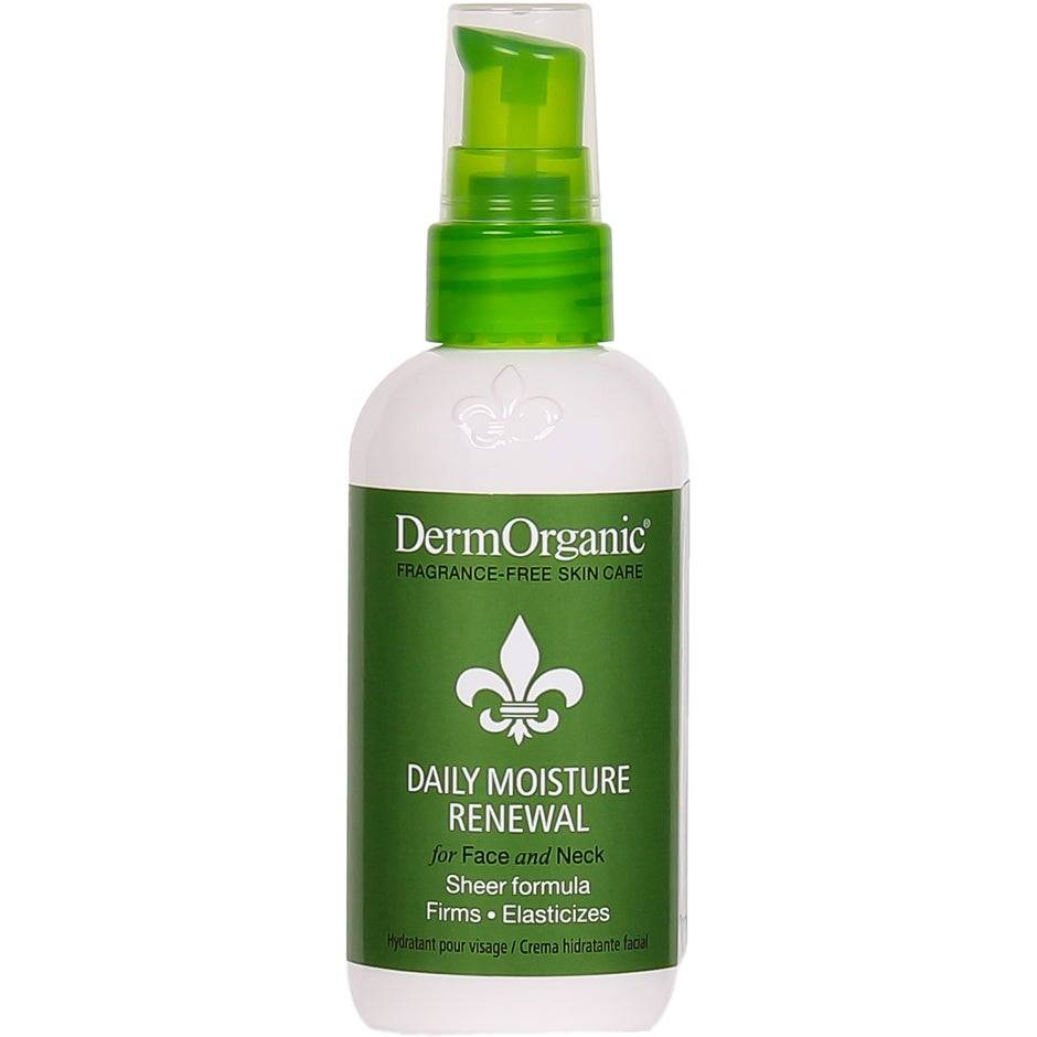 DermOrganic Daily Moisture Renewal for Face and Neck  DermOrganic Päivävoiteet