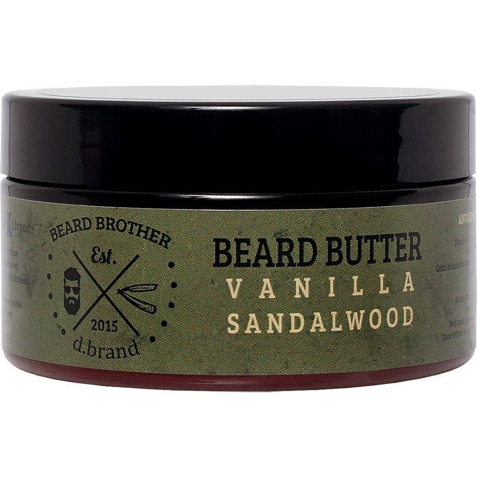 Brother Beard Butter  Beard Brother x d.brand Partaöljy & Balm