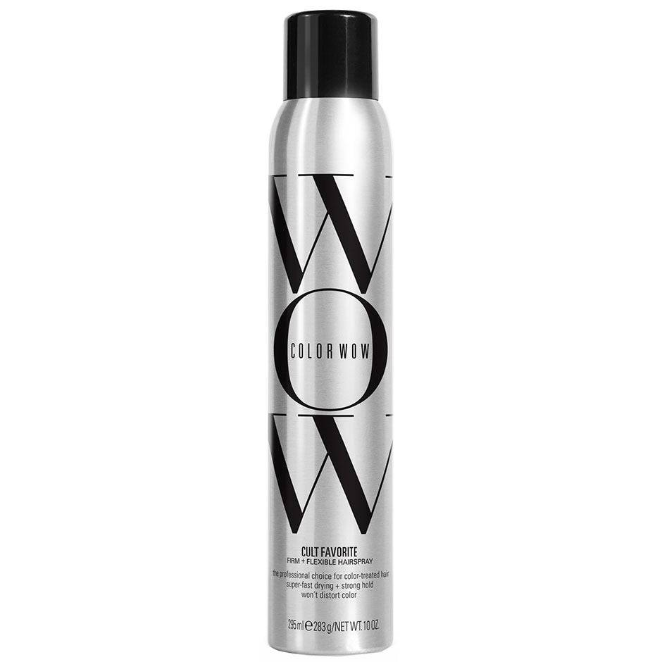 Color Wow Cult Favorite Firm + Flexible Hair Spray  Color Wow Hiuslakat