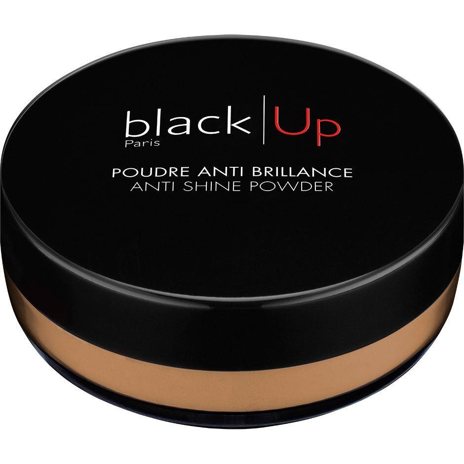 blackUp Anti-Shine Loose Powder  4,5g blackUp Puuteri
