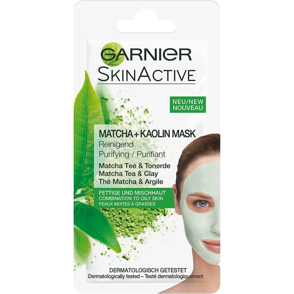 Garnier SkinActive Rescue Mask Clay  Garnier Kasvonaamio