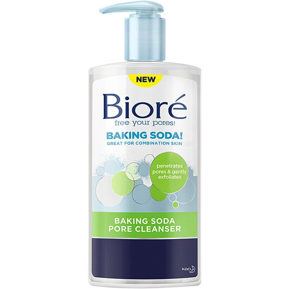Bioré Baking Soda Pore Cleanser  Bioré Kasvojen puhdistukseen